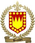 BASSET Family Crest