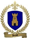 BOSSE Family Crest
