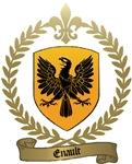 ENAULT Family Crest
