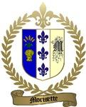 MORISETTE Family Crest