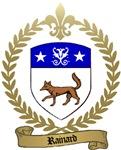 RAINARD Family Crest