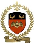 ORILLON Family Crest