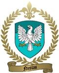 NICOLAS Family Crest