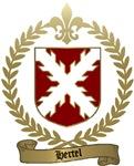 HERTEL Family Crest