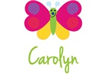 Carolyn The Butterfly