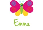 Emma The Butterfly