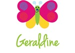 Geraldine The Butterfly