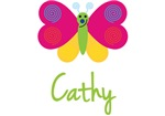 Cathy The Butterfly