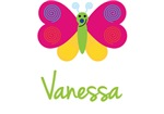 Vanessa The Butterfly