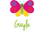 Gayle The Butterfly