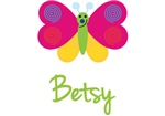 Betsy The Butterfly