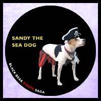 Sandy the Sea Dog