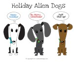 Holiday Aliens