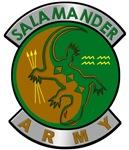 Salamander Army Clothing