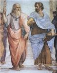 School of Athens (detail - Plato & Aristotle)