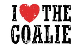 I Love The Goalie t-shirts