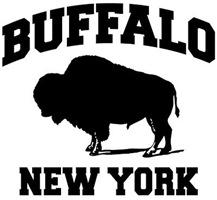 Buffalo New York t-shirts