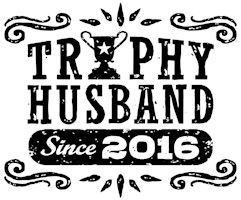 Trophy Husband Since 2016 t-shirt