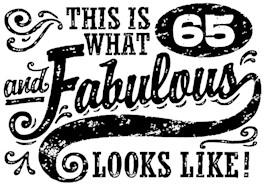65th Birthday t-shirt