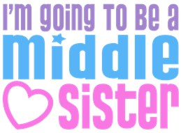 Middle Sister t-shirt