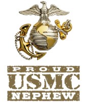 Proud USMC Nephew t-shirts