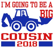 Big Cousin 2018 Truck t-shirts