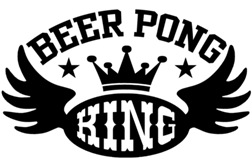 Beer Pong King t-shirt