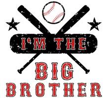 Baseball Big Brother t-shirt