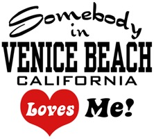 Venice Beach t-shirts