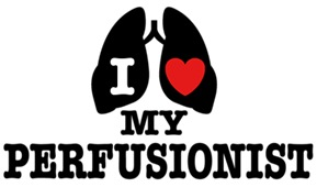I Love My Perfusionist t-shirts