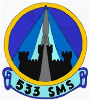 533rd Strategic Missile Squadron
