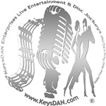 KeysDAN Logo (Brushed Metal)