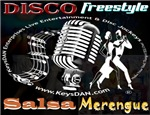 KeysDAN Disco Freestyle Salsa Merengue