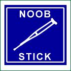 noob stick