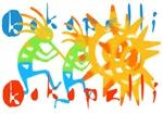 Colorful Kokopelli