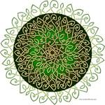 Celtic Art Burst