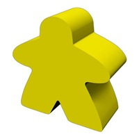 Yellow Meeple Shirts and Gifts