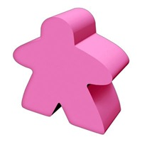 Pink Meeple Shirts and Gifts