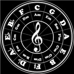 White Circle of Fifths