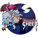 Vampire Sheep - Items and Apparel