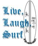 Live, Laugh, Surf