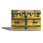 Steam Punk Steamer Trunk Cases, Skins and Sleeves