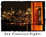 San Francisco Nights T-shirts + Gifts