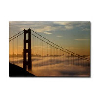 San Francisco Travel Magnet Gifts