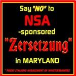 Maryland Zersetzung