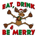 Merry Christmoose Party
