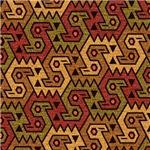 Tribal Art Pattern