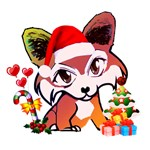 Holiday Corgi Gifts by Design