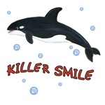 Orca Whale - Killer Smile