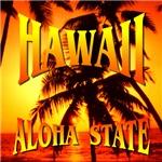 HAWAII - Aloha State Sunset